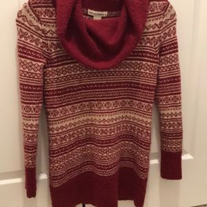 Telluride Clothing Co. Cowl Sweater